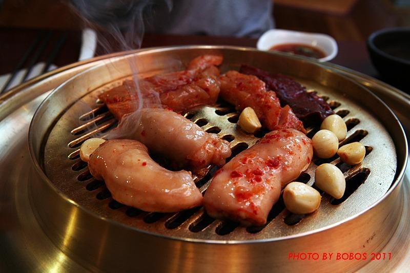 [분당맛집/야탑/방짜]특이한 불판에 찌개랑 양 대창이랑 같이 먹어 보자 .